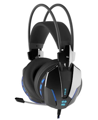 Cobra Type II Gaming Headset by SANDYTACOM