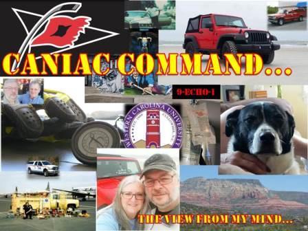 CANIAC COMMAND