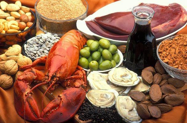 مصادر الحديد في الغذاء