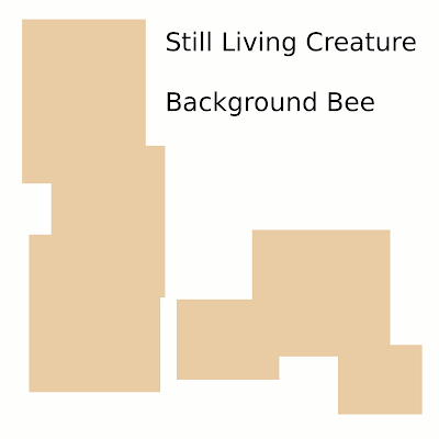 Still Living Creature - Background Bee (2011)
