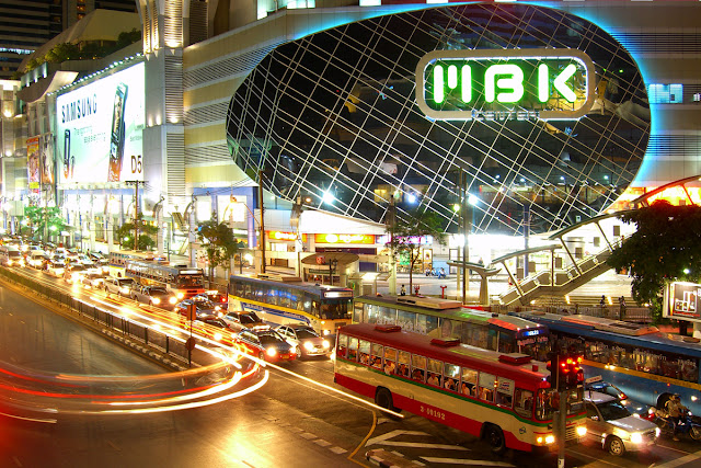 MBK Bangkok- Shopping Mall