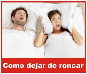Problemas con tu pareja por roncar