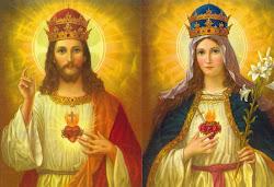 Jezus Chrystus Król i Maryja Królowa Polski