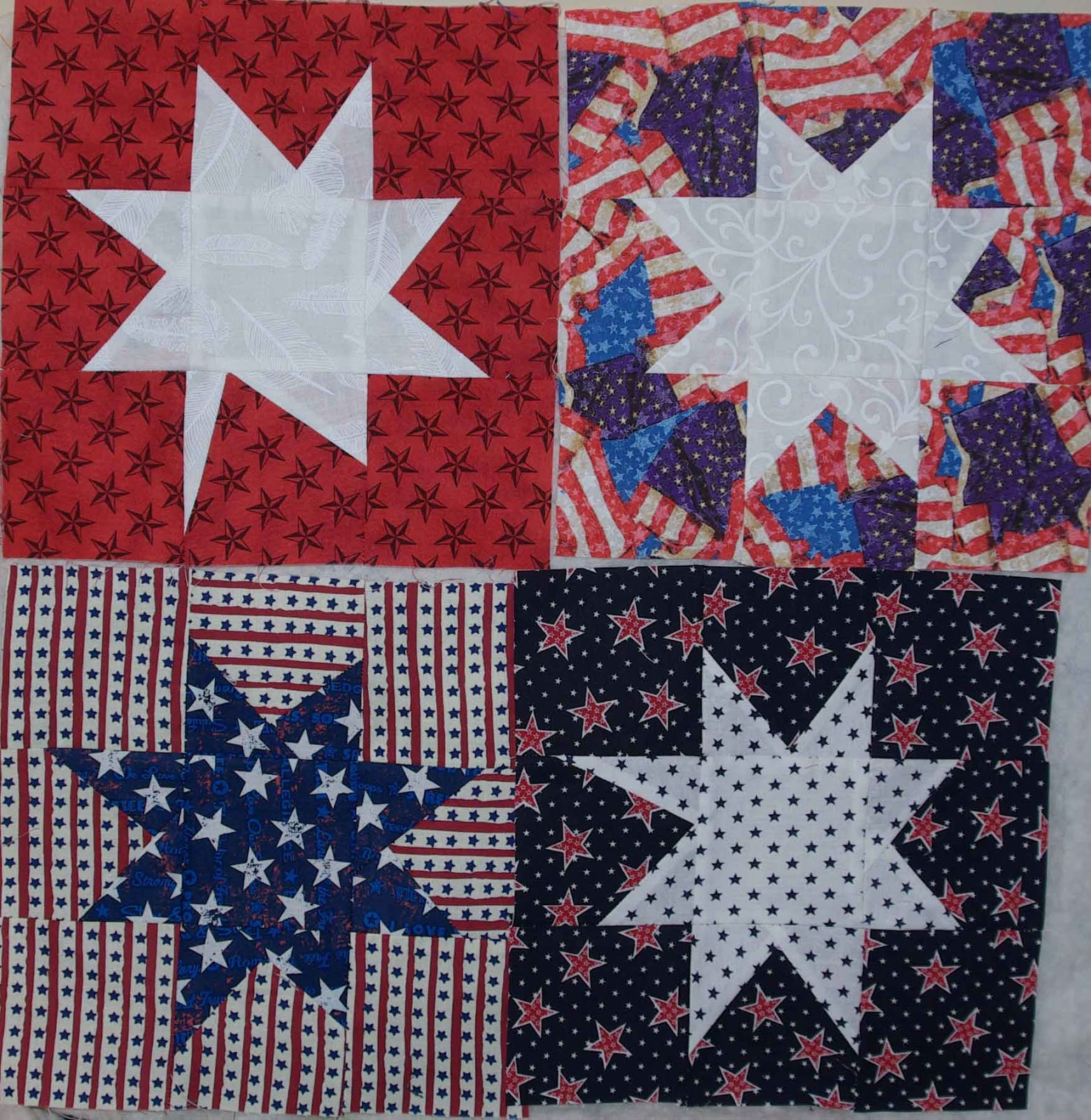 Sane Crazy Crumby Quilting Oh My Stars