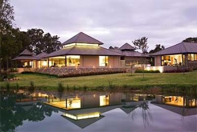 Casas ecol gicas de lujo proyectos sostenibles for Proyectos de casas ecologicas