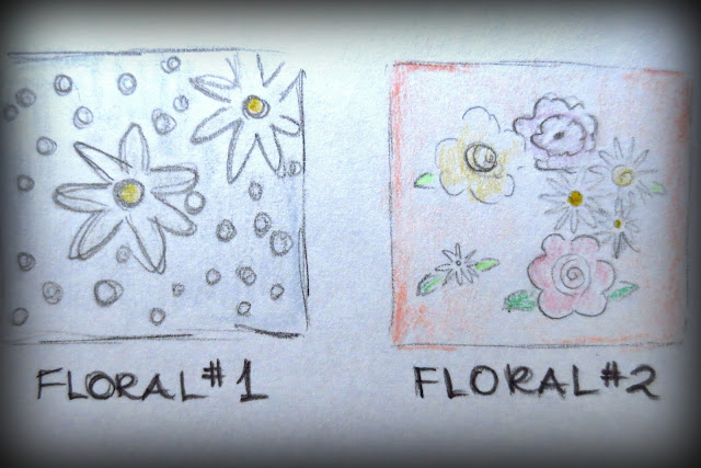 floral print flowy pants