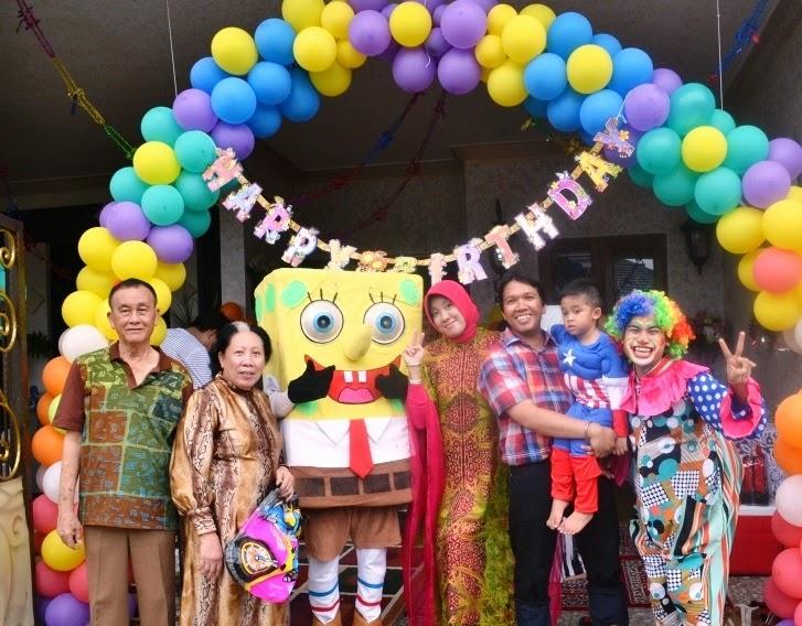 jasa badut kota Tangerang