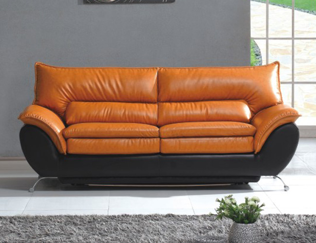 leather click sofa beds