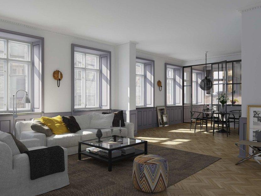 apartamento n rdico en blanco y gris halia decoraci n