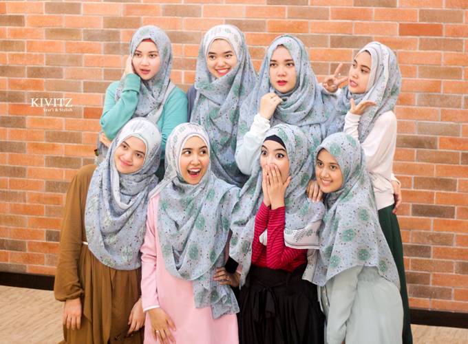 Meet Up with BLOMER (Blogger-Married) | Hijab Style