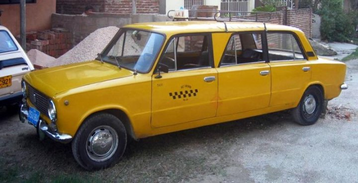 Autoscout: Taxi