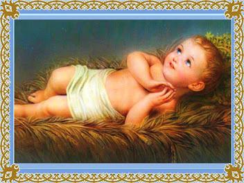 NIÑO DIOS, DIVINO JESÚS