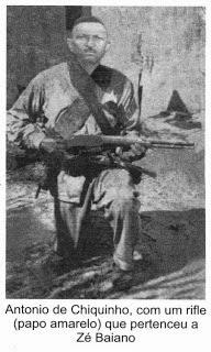 Antonio de Chiquinho, o matador de Zé Baiano