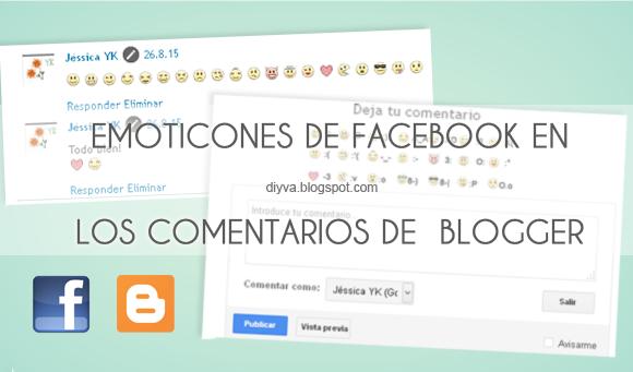 facebook, emoticons, blogger, web