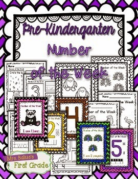 https://www.teacherspayteachers.com/Product/Number-of-the-Week-Zoo-Animals-Pre-K-Numbers-1-5-1408610