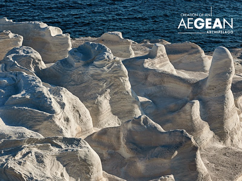 'Aegean – Creation of an Archipelago' exhibition in Athens