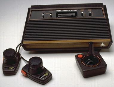 Atari nedir bilmezdim. ?lk defa gördü?üm için sessizce kuzenleri