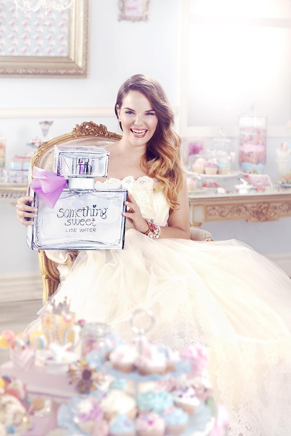 Jessica Kruger: Le nouveau visage de Something Sweet de Lise Watier