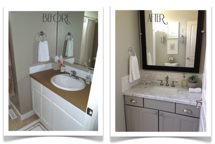 My suite bliss bathroom updates for Bathroom updates