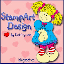 STAMP ART DESIGN BY KATHYRNE