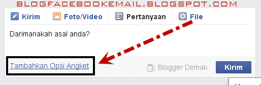 Tidak sanggup di pungkiri bahwa memiliki  Cara Membuat Kotak Voting Pertanyaan Di Grup Facebook