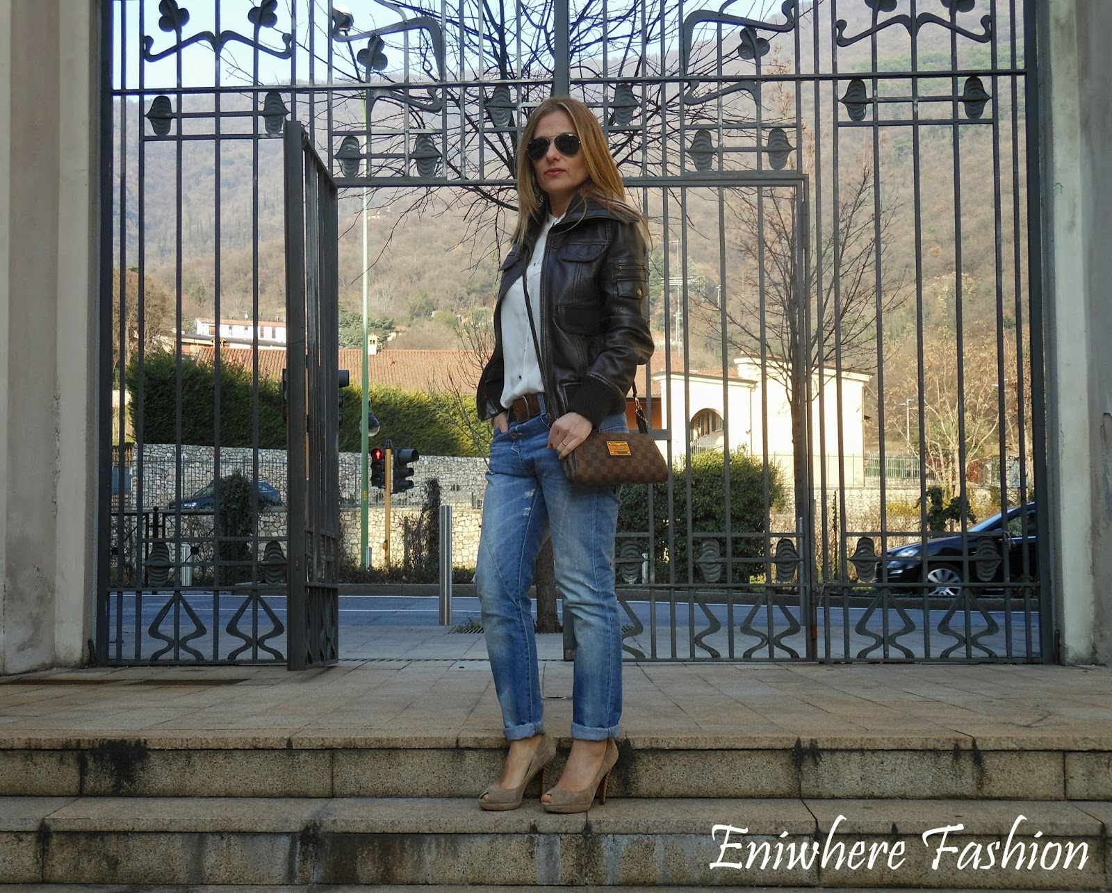 Eniwhere Fashion Top Gun Aviator Ray Ban