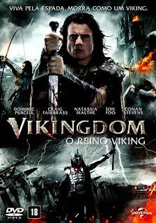 Assistir Vikingdom: O Reino Viking Dublado Online HD