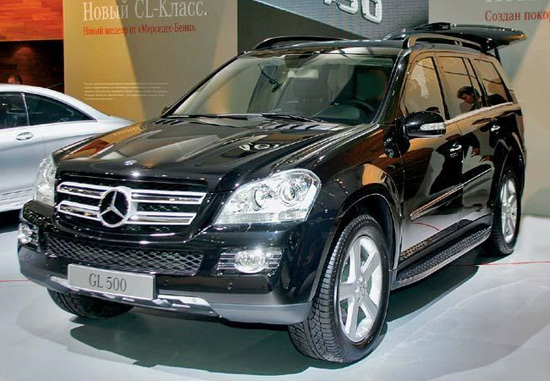 Mercedes SL350 and Mercedes GL500 launch on May 3 | Car ...