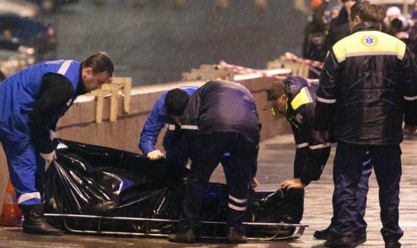 Pemimpin Pembangkang Rusia Ditembak Mati