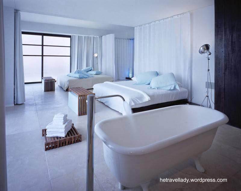 Destapar Una Tina De Baño:Arquitectura de Casas: Modernos baños integrados al dormitorio