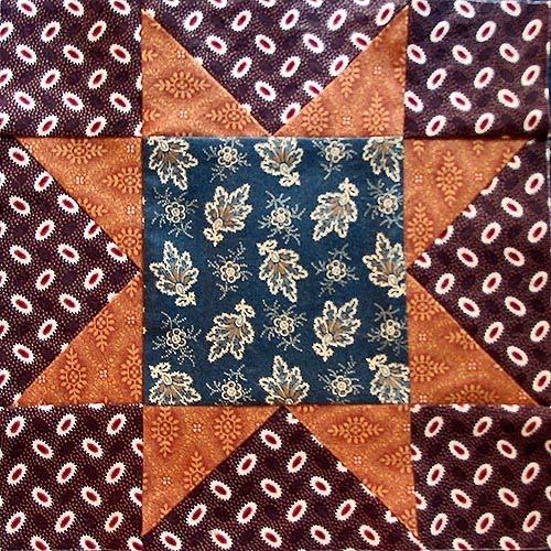Craftwitchy: Civil War Quilt Block Two : civil war quilt blocks - Adamdwight.com