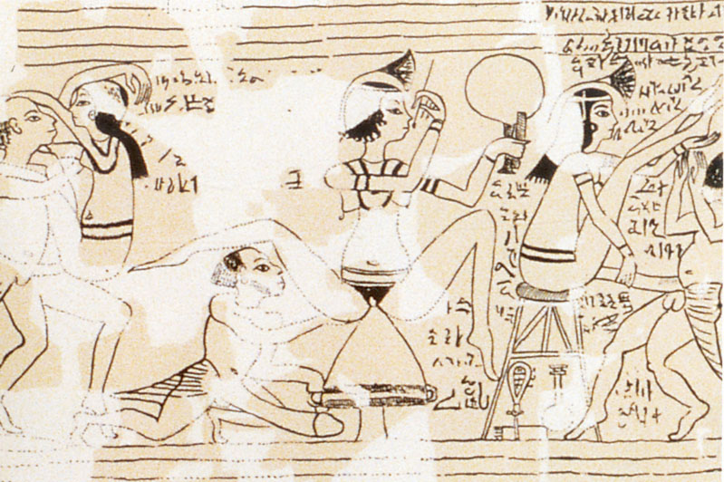 Yeah! Dildos of ancient egypt fucking