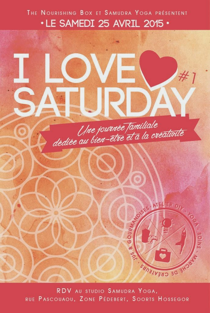 i love saturdays,the nourishing box,yoga,weaving,diy,ateliers,hossegor