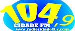OUA AO VIVO CIDADE FM 104,9