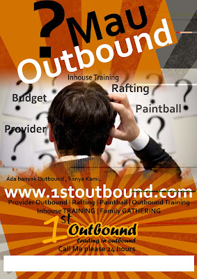 Outbound Training, Rafting, More INFO , 0341 - 919 2593