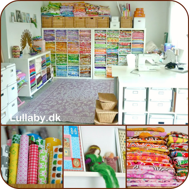 Let It Shine Design Fabulous Sewing Spaces A Girl Can