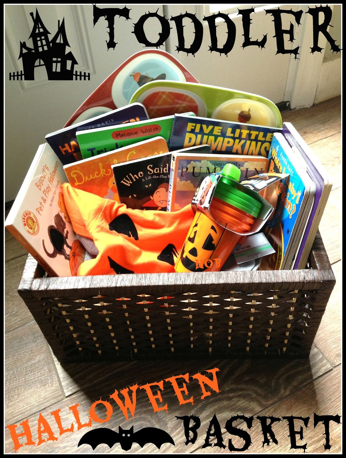 Collection Halloween Baskets Pictures. Top 25 best Halloween ...