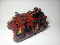 RAZORBACK - BLOOD ANGELS - WARHAMMER 40000 5