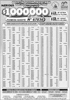 resultados de loteria del 20 mayo 2015