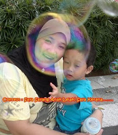 Contest : Saya Sayang Anak Perempuan Saya Kerana......... .;-) (saguhati)