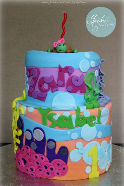 Jackies Creations Happy Birthday Zara Ysabel
