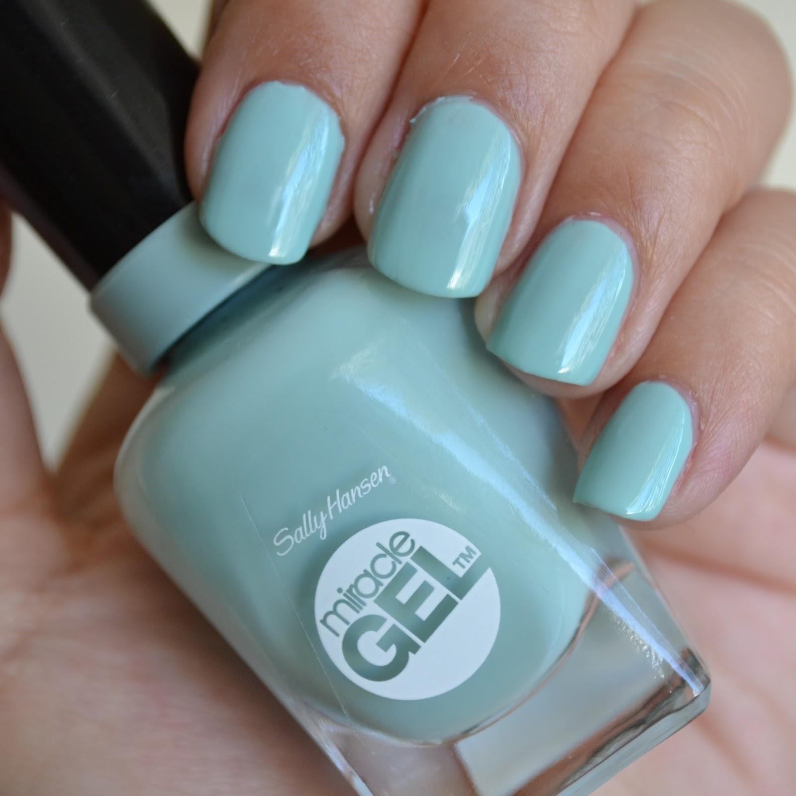 Instructions for sally hansen gel nail kit