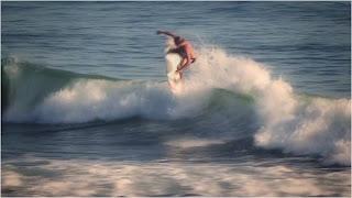 tre dräper matt banting surf vidéo
