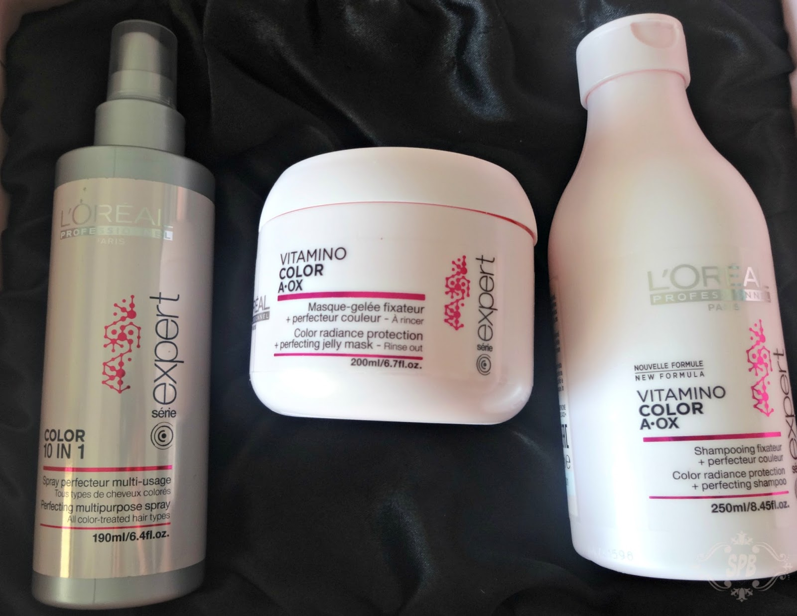 Designed For Normal Color Treated Hair L Oreal Vibrancy Intensive Shampoo And Conditioner Set 12 6 Ounces Each Bundle
