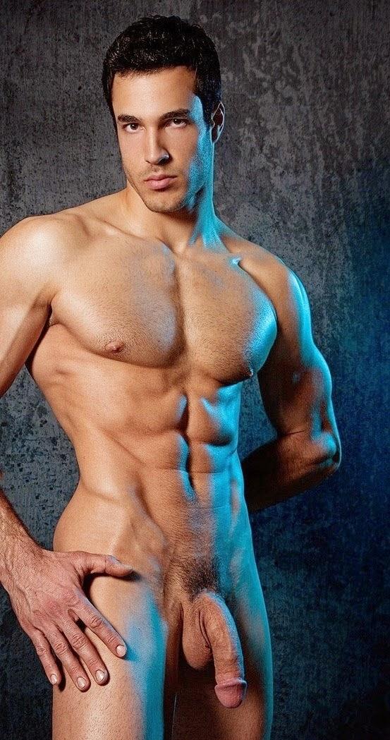 Мужчины голые модели фото
