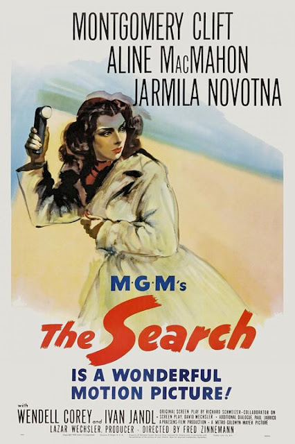 Los Ángeles Perdidos (The Search) (1948)