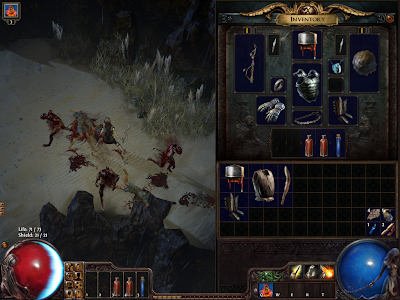 Path of Exile - Inventory