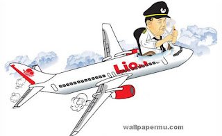 pilot lion air