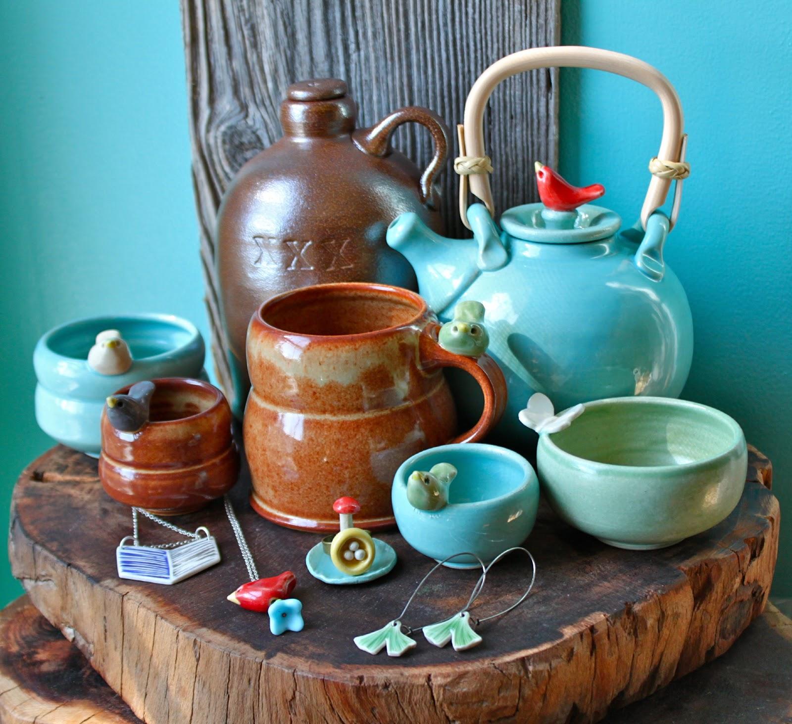 Tasha Mckelvey Handmade Pottery