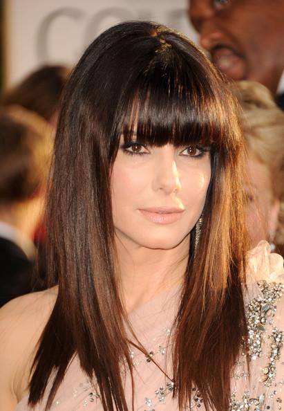 Peinados+flequillo+pelo+largo+lacio+2013